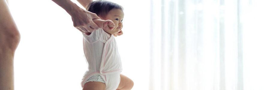 étapes du développement de l'enfant